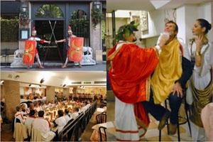 Eventi cene antica roma serate for Ricette roma antica